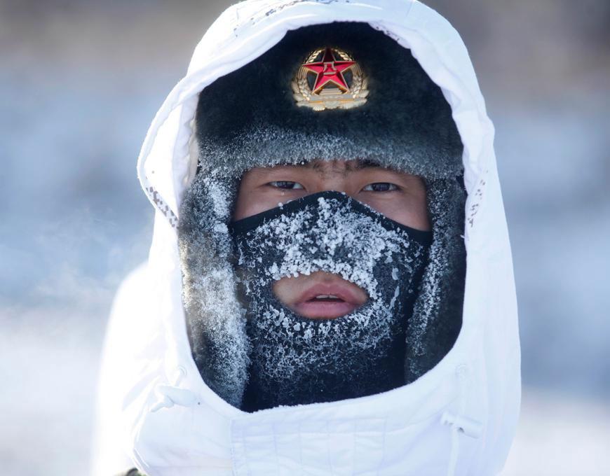 Китайские зимние солдаты