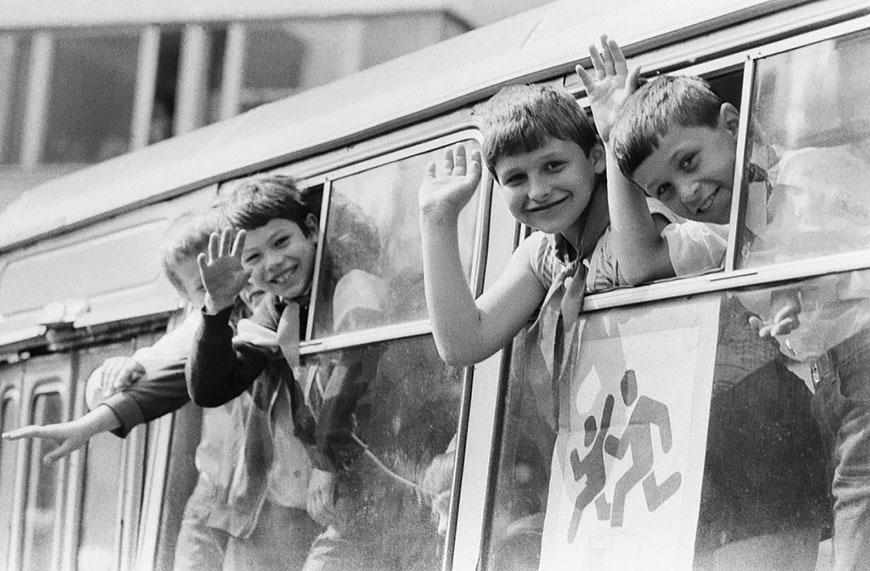 Фотографии счастливого детства
