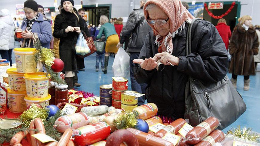 Die Welt: чтобы поесть, россияне берут кредит
