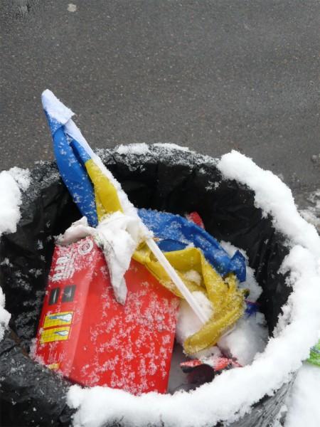 Украинцам предлагают ледниковый период