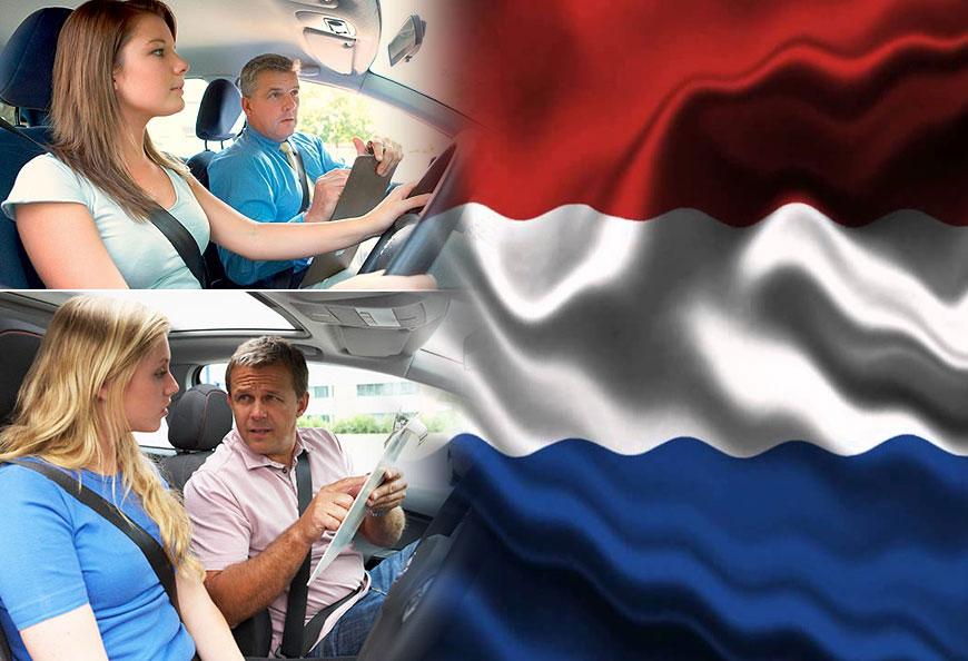 Голландским автоинструкторам разрешили брать плату сексом