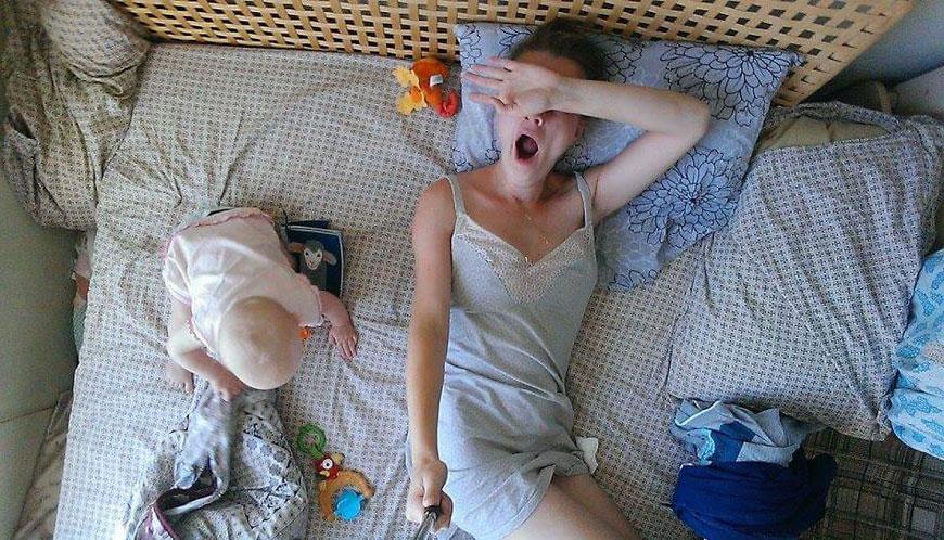 Себяшки. Дневник молодой мамы