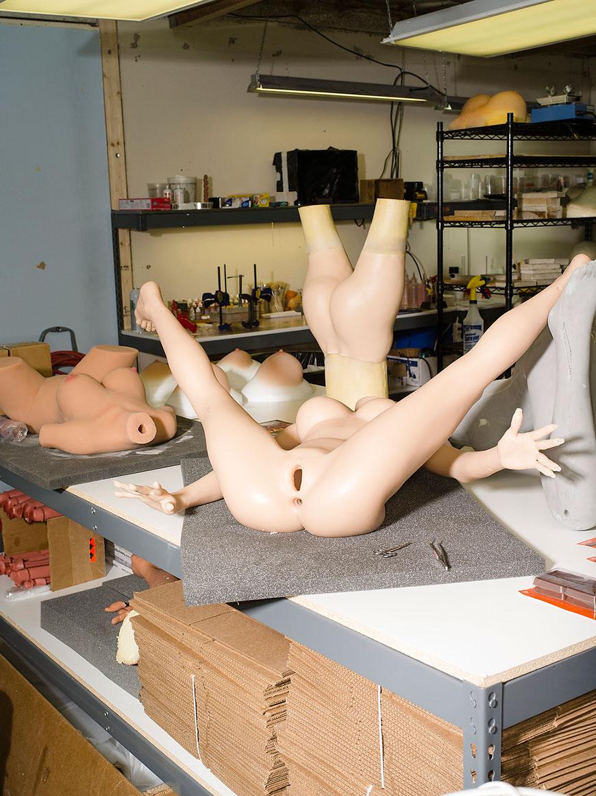 Секс из куклами 25 фотография