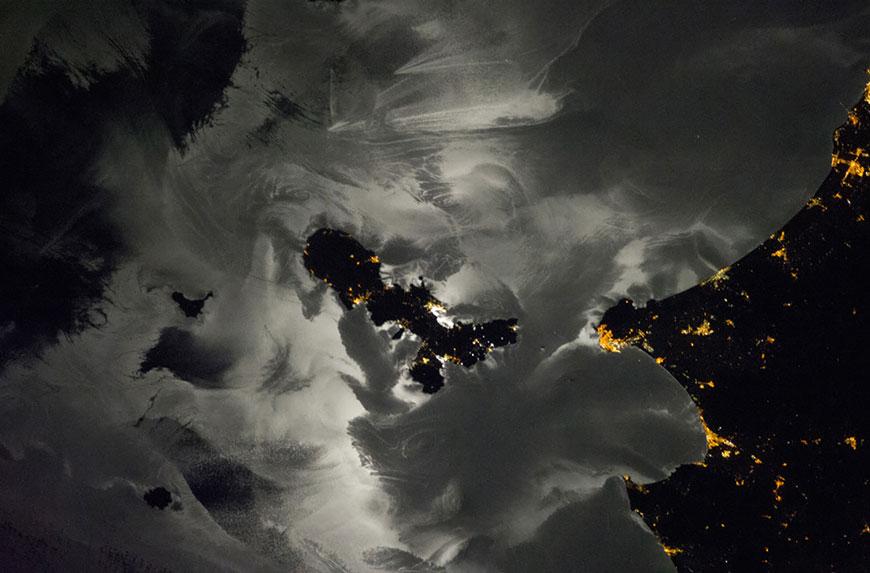 Внеземные фотки с того света