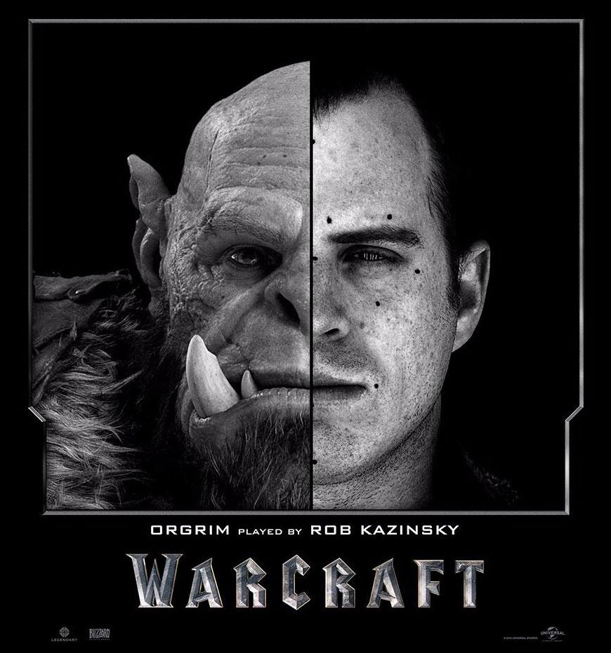 Долгожданный фильм Варкрафт: актеры боевитого фэнтези в кино и в жизни