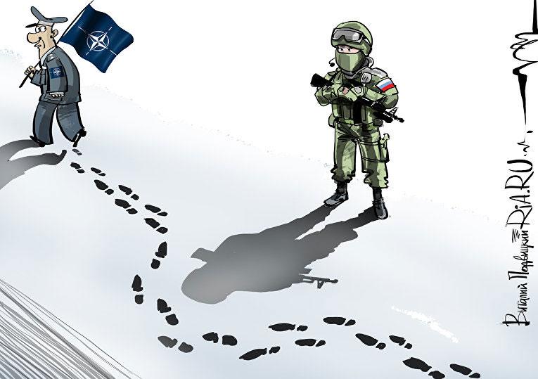 Никогда Россия не будет нападать на НАТО