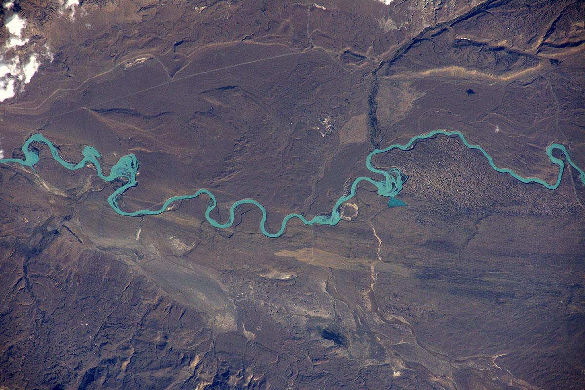 Новые фото Земли из космоса