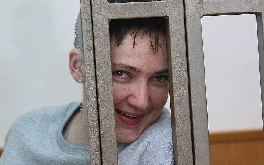 Надежда Савченко сделала ряд громких заявлений