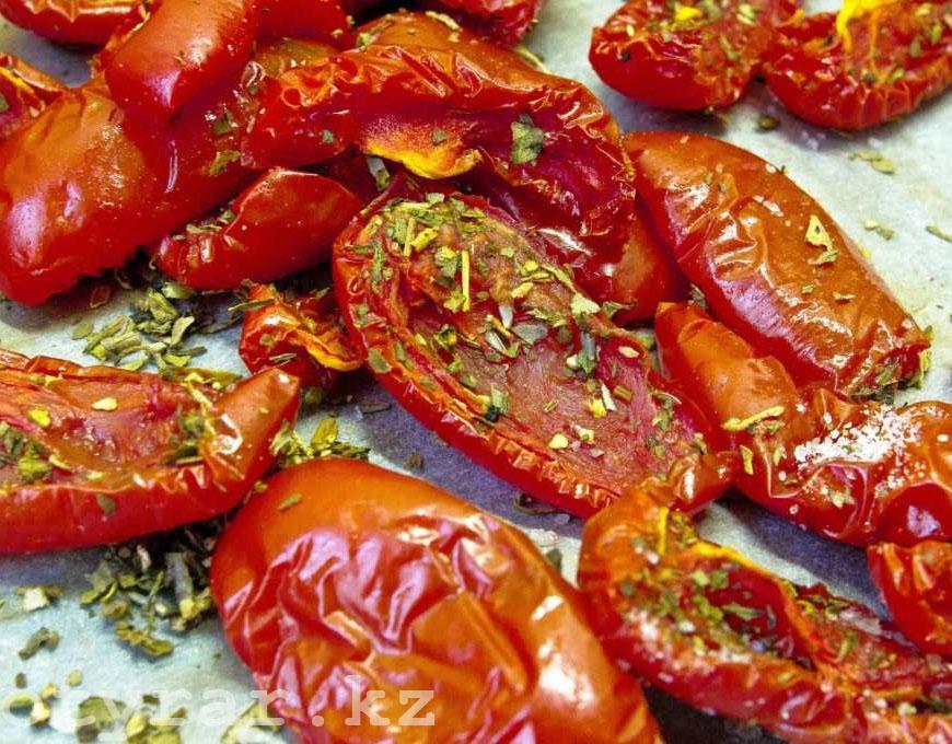 Вяленые помидоры простой и вкусный рецепт