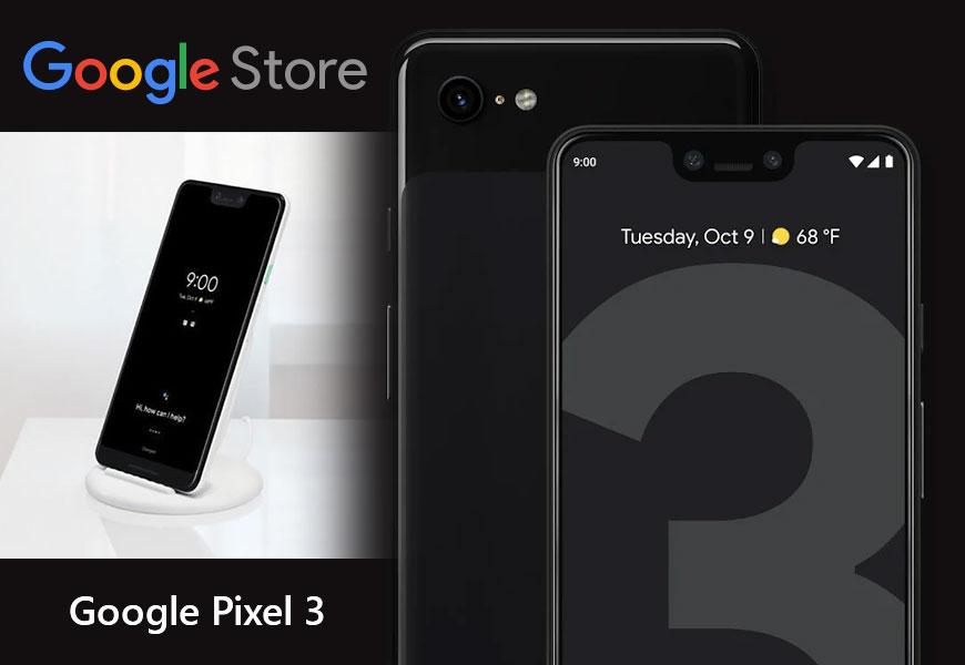 Made by Google  новый смартфон Google Pixel 3 - никто не ожидал ничего  особенного 5268774bdd6