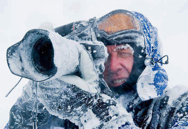 Ценные советы фотографам: фотосъемка зимой