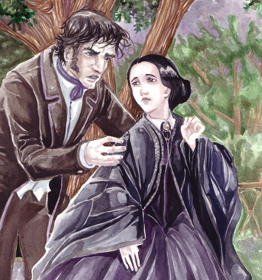 jane eyre close reading Most of the place names we get in jane eyre are totally made up: they're the  names  you don't have to read very far in jane eyre to notice that the syntax  and.