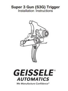 S3G trigger