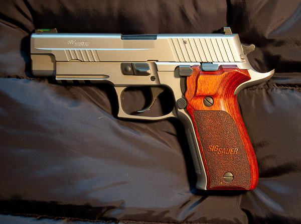Sig P226 Elite SS5421
