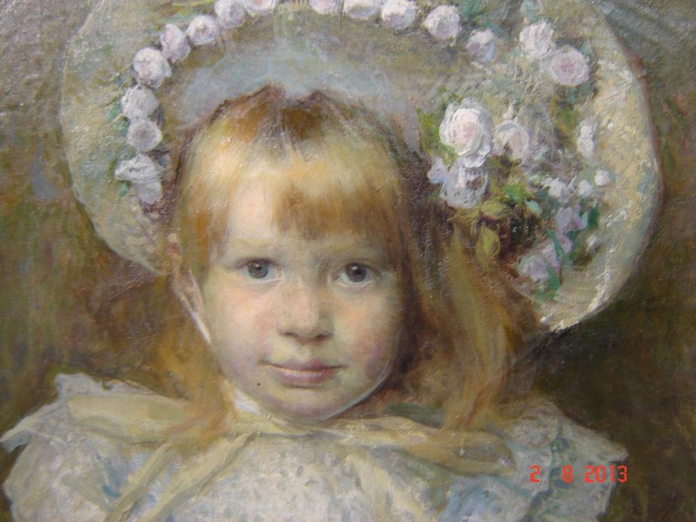 Труш_портрет Катерини Грушевської