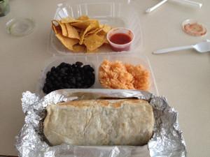 Carnitas Burrito