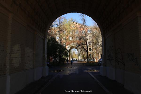 Жуковский. Старый город, как целостный архитектурный ансамбль