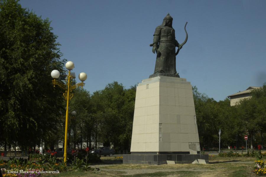 Калмыкия. Элиста, Золотая обитель Будды Шакьямуни экспресс-визит,Калмыкия