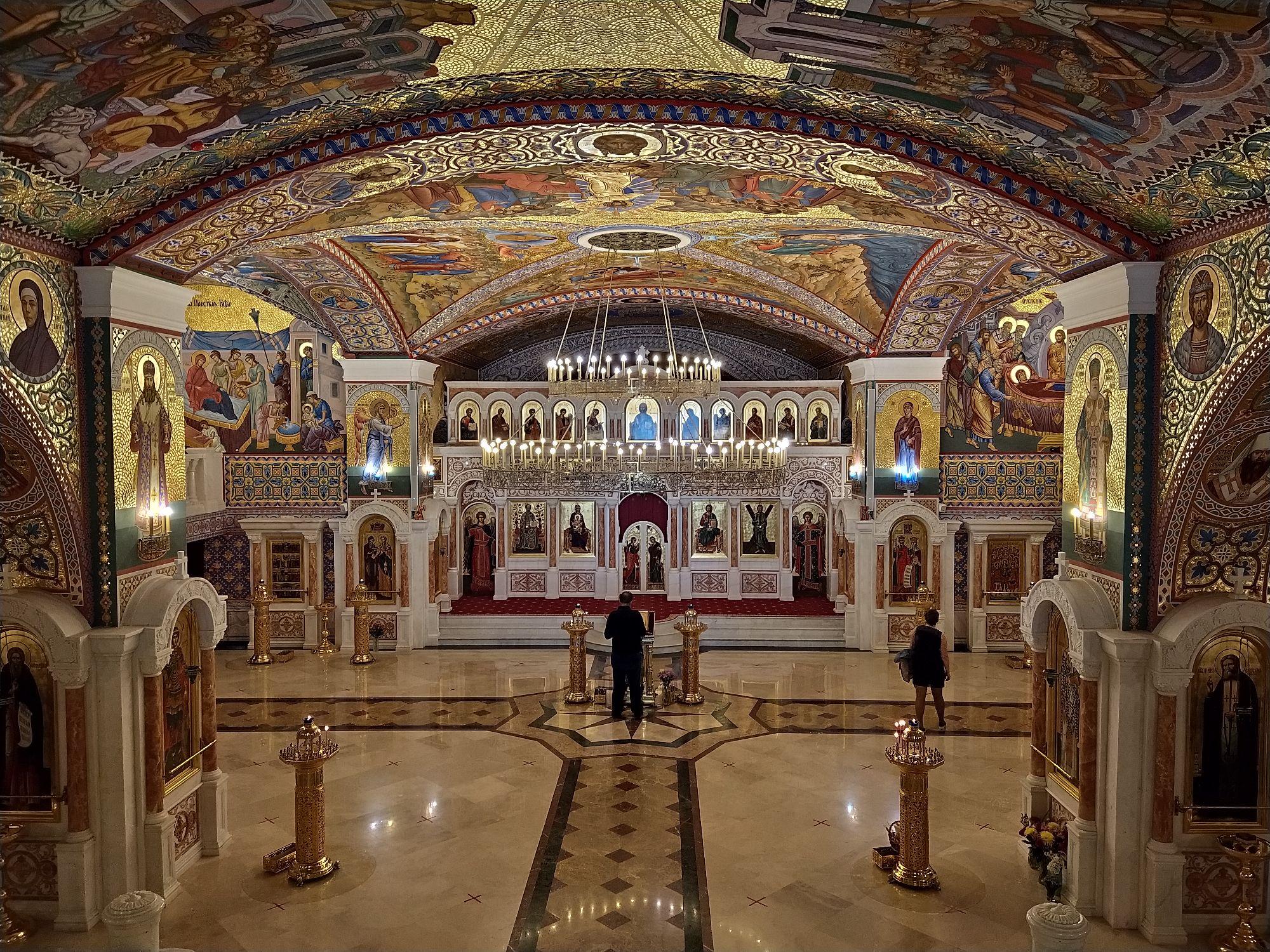 Никольский собор в Павшинской пойме