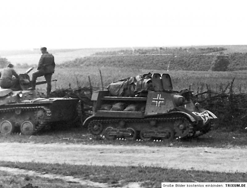 «Gepanzerter Artillerie Schlepper 630(r)» или наш «Комсомолец» во вражьих лапах…