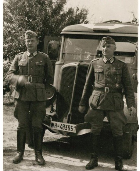 Buses for the Wehrmacht.service, bus, Trophy, bus, Luftwaffe, German, Wehrmacht, Opel, gas generator, Bus, French, chassis, fuel, installation, glass, BüssingNAG, truck, frontal, German, soldiers