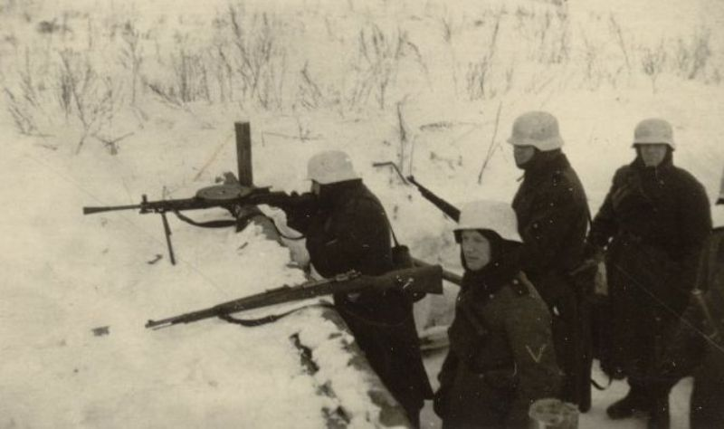 Трофейное стрелковое оружие в Третьем Рейхе.часть 2-я