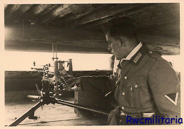 Трофейное стрелковое оружие в Третьем Рейхе.часть 2-я Немецкий, солдат, трофейным, трофейного, Солдаты, пулеметом, пулемета, Трофейный, Вермахта, трофейной, зенитной, стрельбы, пулемет, Гочкисса, Дегтярева, обр1914, трофейными, винтовками, стрельбище, Люфтваффевооруженные