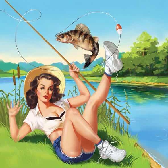 рыбачки и рыбаки
