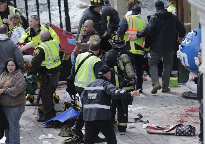 Boston Marathon Explosion1