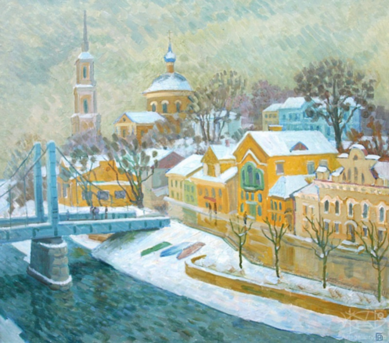 www.ArtsGallery.pro_Ievlev_Boris_Torzhok_City_In_Winter_medium_224422