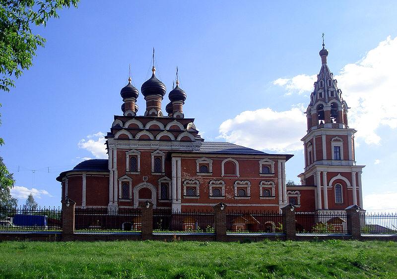 1.церковь