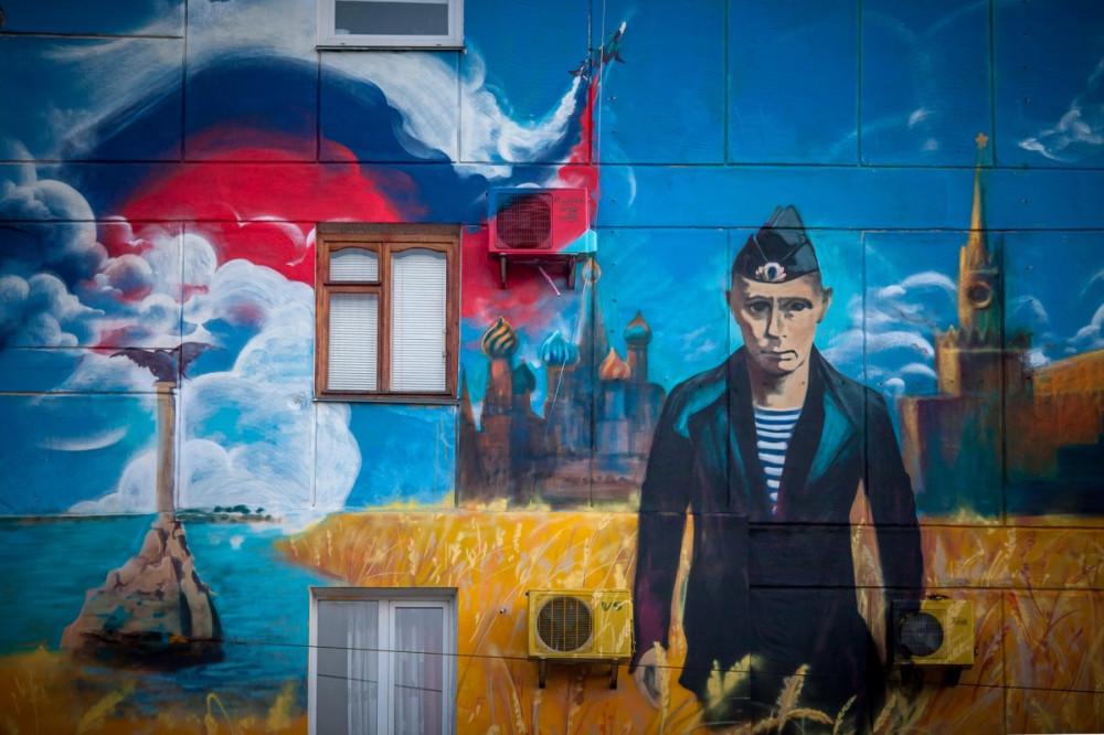 Севастополь_граффитисПутиным_фото2