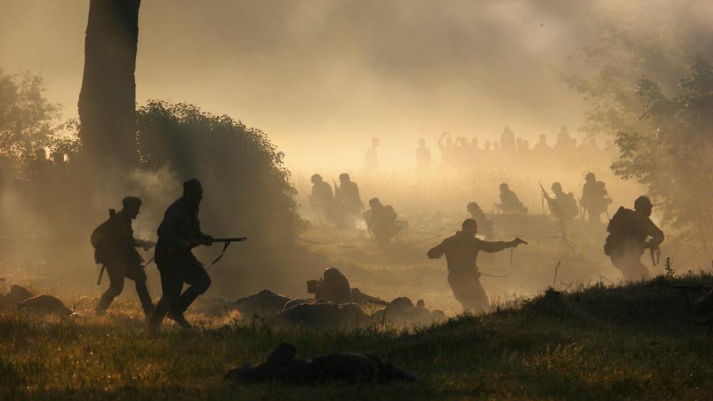 Завтра была война. Оборона Брестской крепости