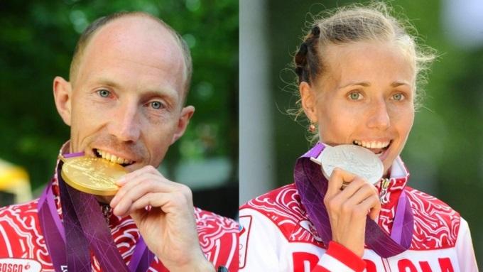 У России отобрали золотые медали