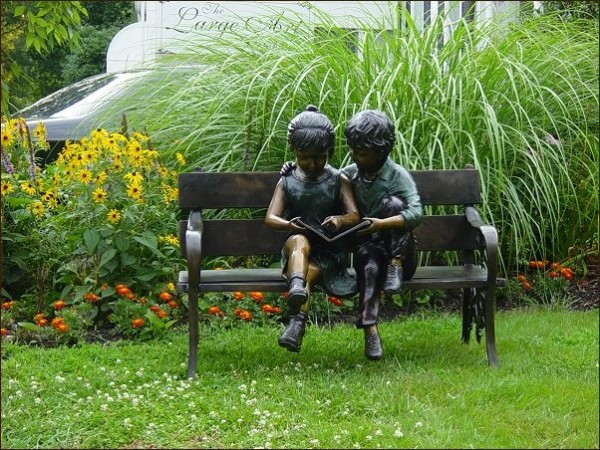 Bronze-two-kids-bench-xlg-1
