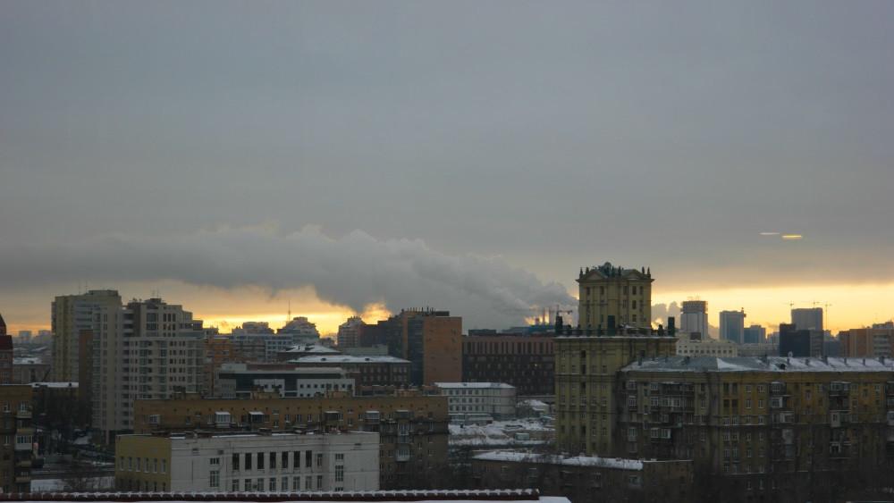 Чего не хватает в Москве?