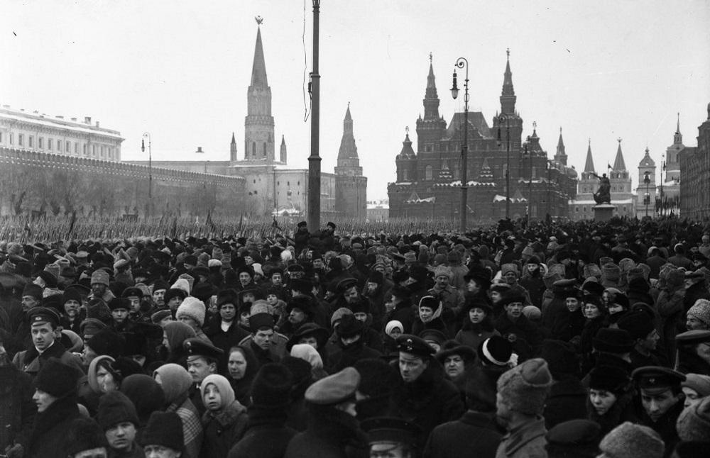 1917 год в фотографиях