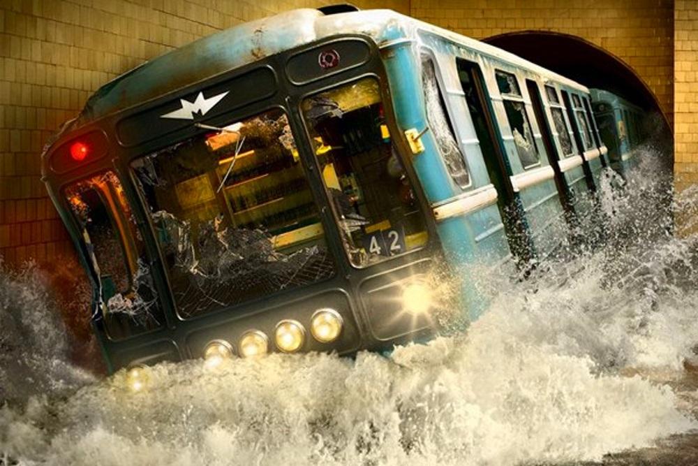 Самые безопасные места в поезде