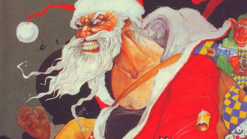 За что запретили Деда Мороза?