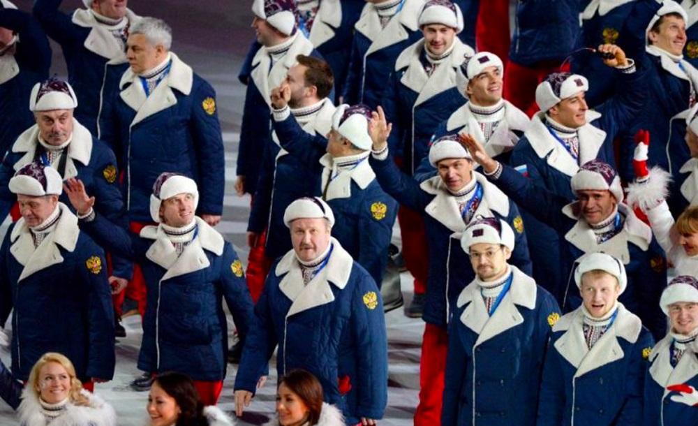 Наши олимпийцы должны поехать на Олимпиаду в тельняшках