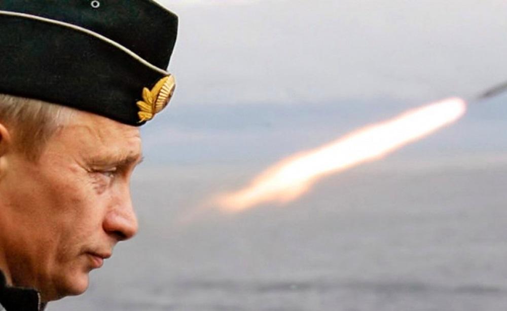 Путин показал Кузькину мать