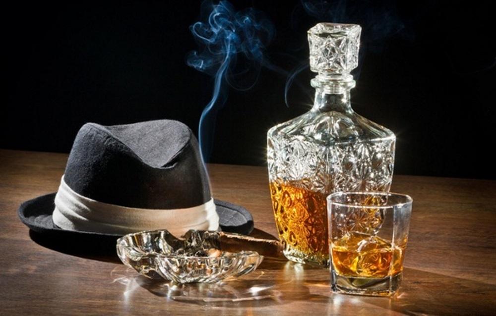 Запретили виски с колой