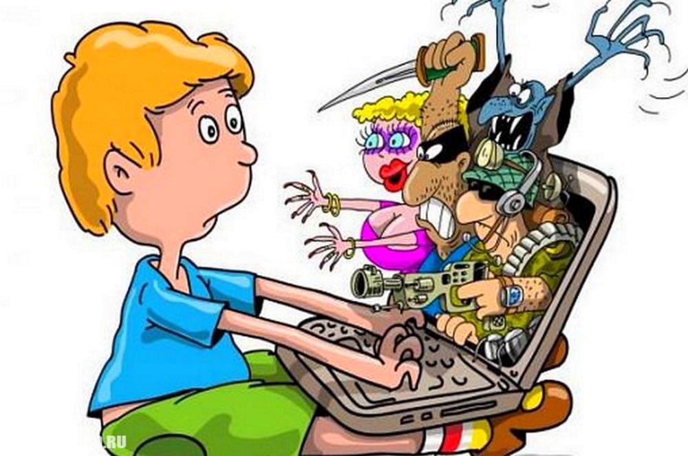 Как защитить ребенка от угроз интернета рекомендации
