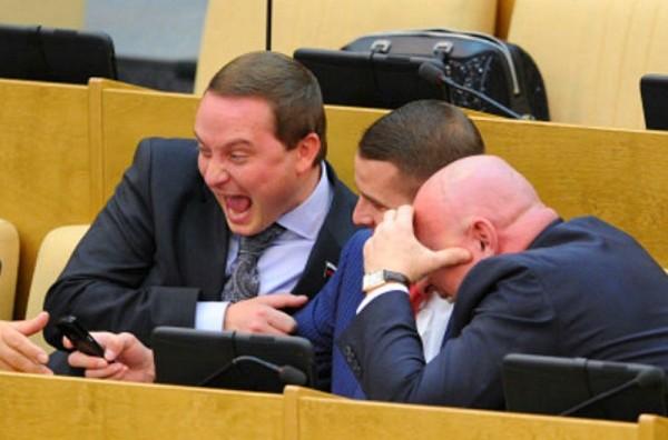 Очередное предложение депутата Госдумы. Достали