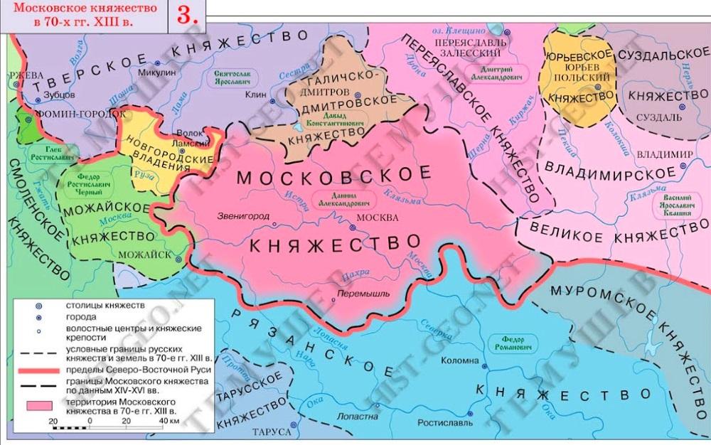 Большая Московия