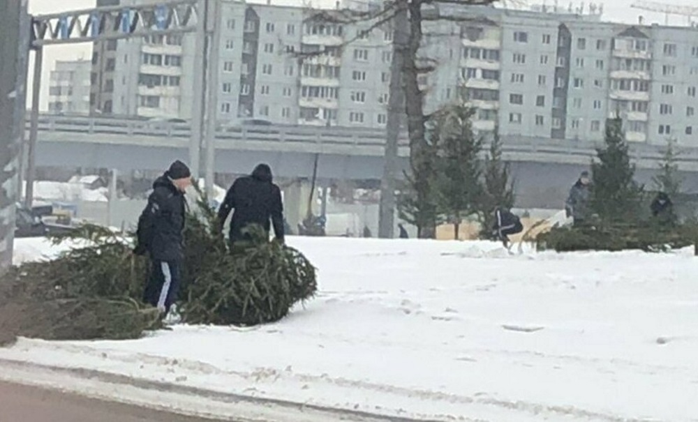 Пробито очередное дно. Красноярск