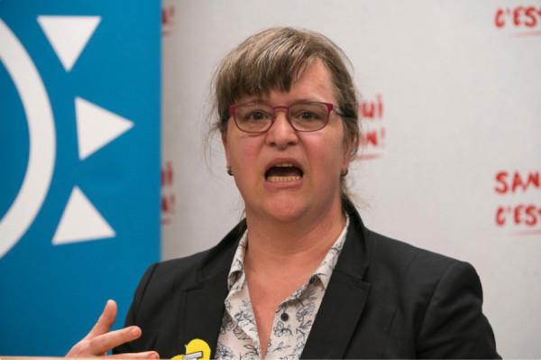 «Настало время подумать о запрете гетеросексуальных отношений» - президент Федерации женщин Квебека.