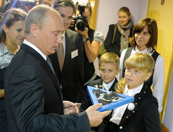 Президент РФ обратил внимание на среднее образование