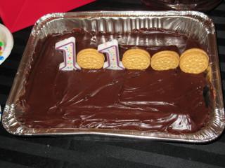 Nomi's Birthday Cake 1/17/2011