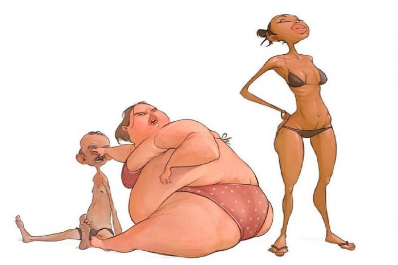 Как похудеть на 8 килограмм